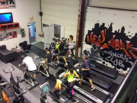 photo de votre salle de sport New York Health Club Champagne-au-Mont-d'Or