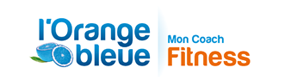 logo L'orange Bleue, Saint-lô
